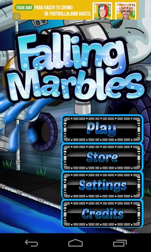 FallingMarbles