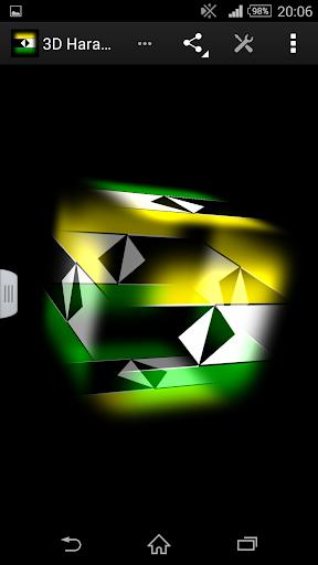 3D Haratin Live Wallpaper