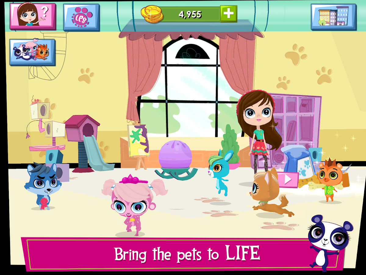 littlest pet shop your world android apps on google play. Black Bedroom Furniture Sets. Home Design Ideas