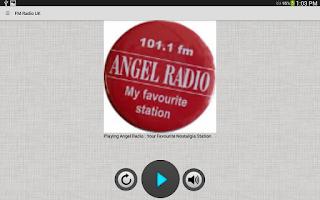 Screenshot of FM Radio UK All Stations
