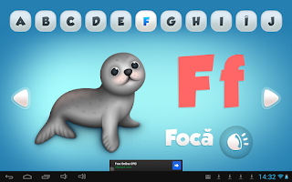 Screenshot of FunABC