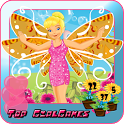 Fairy elementary math game icon