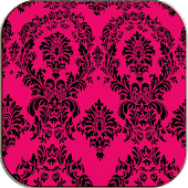 Pink and Black Wallpapers