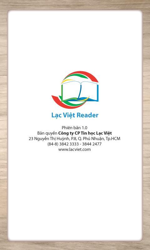 LacViet Reader- screenshot