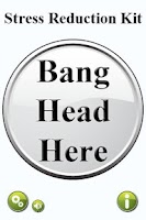 Screenshot of Bang Head Here