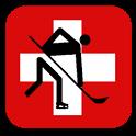 Swiss Ice Hockey Live icon