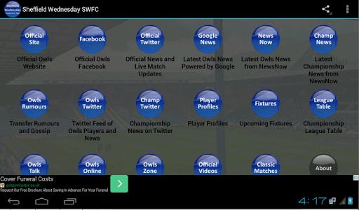 Sheffield Wednesday SWFC