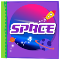 Space Coloring Book icon