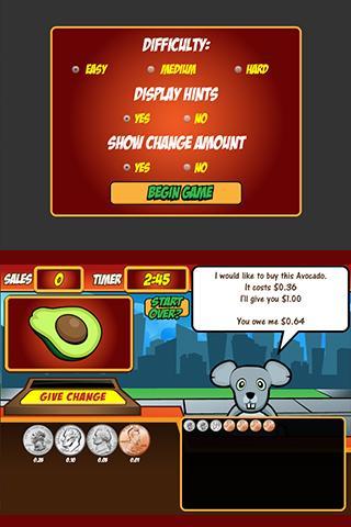 Cash Out- screenshot