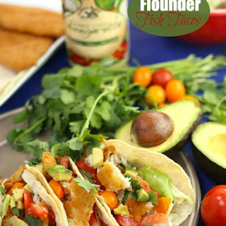 Fish Tacos With Flounder Recipes.