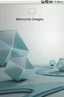Screenshot of The Memory Game