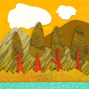 Paperland autumn♪|玩個人化App免費|玩APPs
