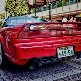 Sweet NSX by Lenny Sharp - Transportation Automobiles ( classic car, honda, sports car, nsx, acura )