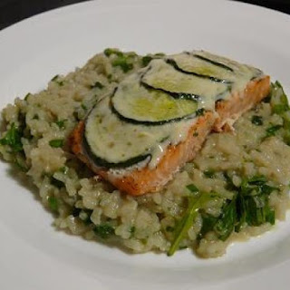 Baked Salmon Supper