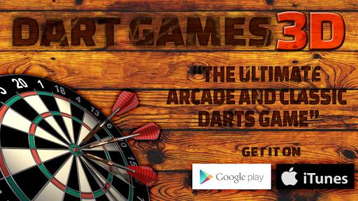 Dart Games - Arcade Classic