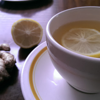 How To Make Ginger Tea!