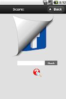 Screenshot of MORE Logo Quiz