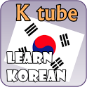K tube Learn Korean icon