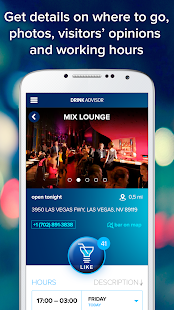 DrinkAdvisor: Nightlife Guide- screenshot thumbnail