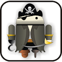 Droid Pirate doo-dad logo