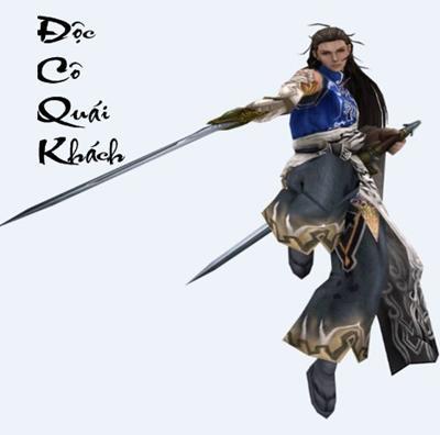 Doc Co Quai Khach - Kiem Hiep