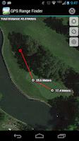 Screenshot of Golf GPS Range Finder Free
