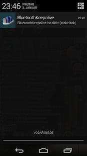 Bluetooth Keepalive - screenshot thumbnail