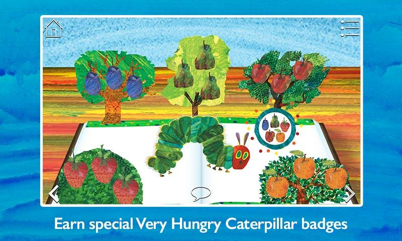 The Very Hungry Caterpillar screenshot #5