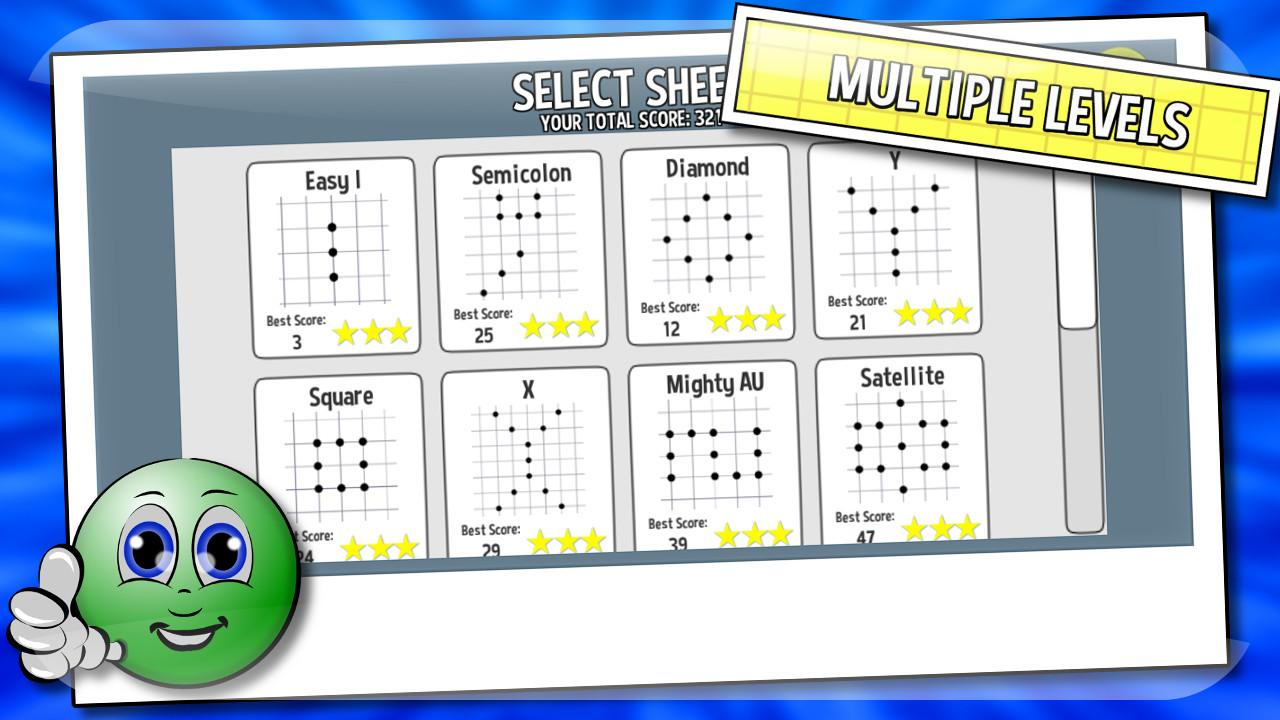 Risti - Dots And Lines Puzzle- screenshot