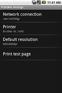 PrintBot Pro License - screenshot thumbnail