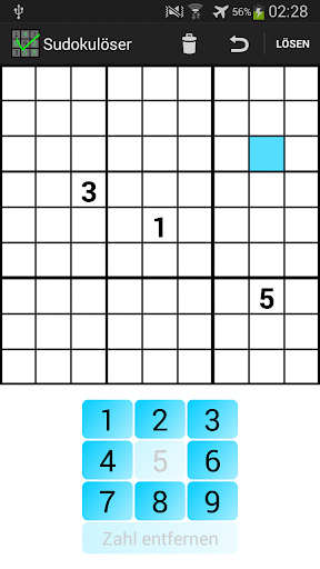 Sudoku Löser