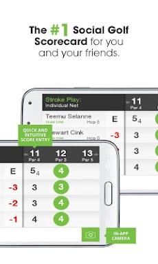 Golf GameBookのおすすめ画像1