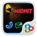 Midnit GO Launcher Theme icon
