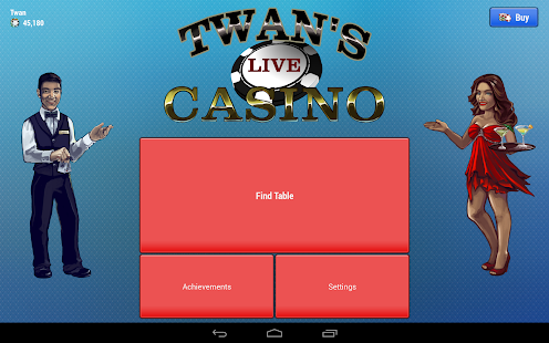 Twan's Live Blackjack Casino