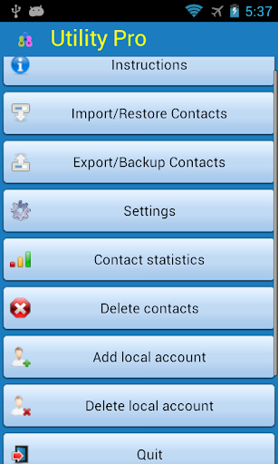 ContactsU Pro