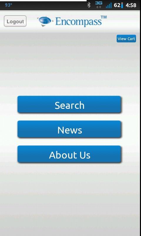 Encompass- screenshot