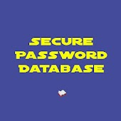 Secure Password Database