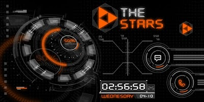 Screenshot of The Star GO Locker Theme
