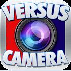 Versus VS. Camera icon