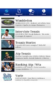 Tennis World- screenshot thumbnail