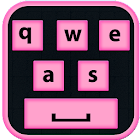 Neon Pink Keyboard icon