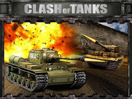 Boom! Tanks War 2014 FREE 1.0.8 screenshot 52739