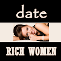 Date Rich Women logo