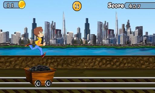 【免費動作App】Subway Runner-APP點子