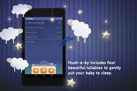 Lullabies songs for kids - screenshot thumbnail