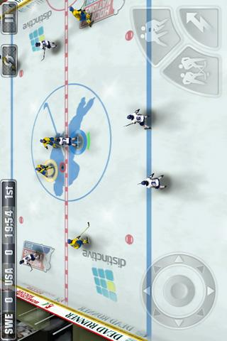 Hockey Nations 2011- screenshot
