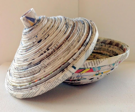 DIY Newspapers Magazines