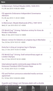 FEI EquiTests 3 - Dressage- screenshot thumbnail