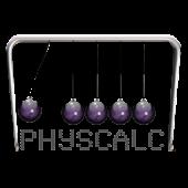 PhysCalc Kinematics Calculator