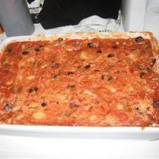 Gnocchi with Cherry Tomato Sauce